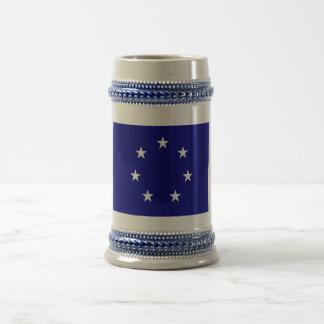 CSA Navy Jack (1861-1863) Coffee Mugs