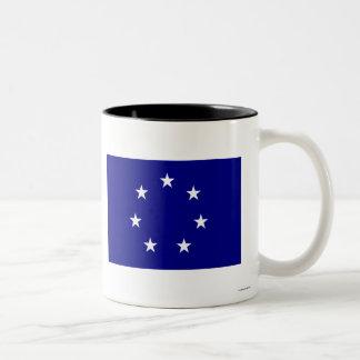 CSA Navy Jack (1861-1863) Coffee Mug