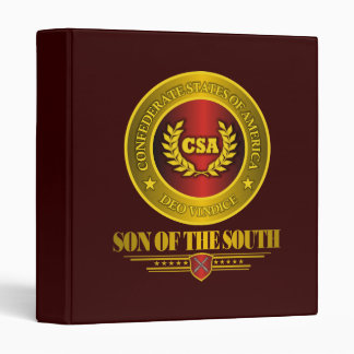 CSA -Son of the South Binder