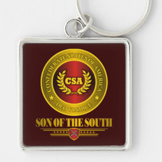 CSA -Son of the South Keychain