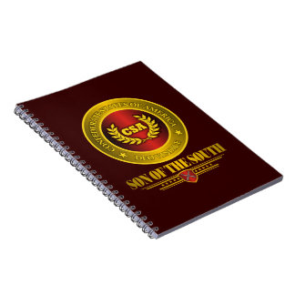 CSA -Son of the South Spiral Notebook