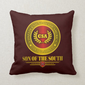 CSA -Son of the South Throw Pillow