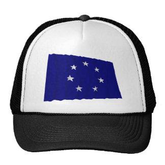CSA Waving Navy Jack (1861-1863) Hat