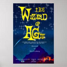CSA Wizard of Agni 27X40 Movie Poster