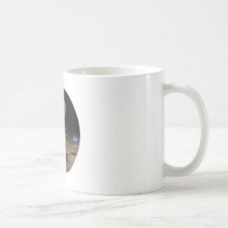CSA y el Lander de Phoenix Tazas De Café