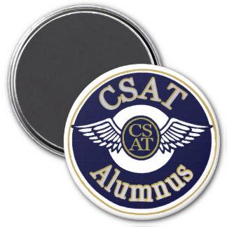 CSAT Alumnus Mugnet 3 Inch Round Magnet