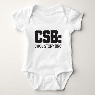 CSB: Cool Story Bro Baby Bodysuit