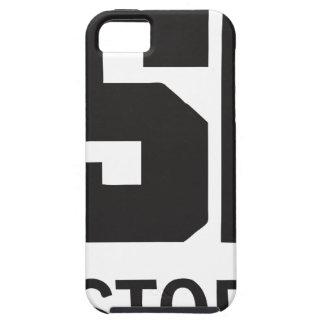 CSB: Historia fresca Bro iPhone 5 Funda