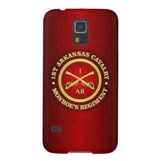 CSC -1st Arkansas Cavalry Galaxy S5 Cases