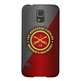 CSC -1st Arkansas Cavalry Cases For Galaxy S5