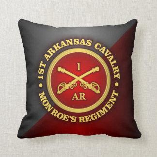 CSC -1st Arkansas Cavalry Pillow