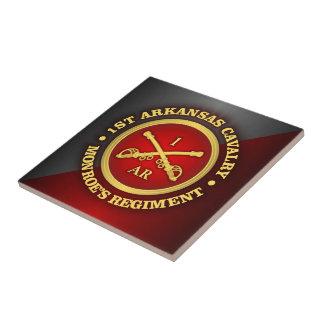 CSC -1st Arkansas Cavalry Tile