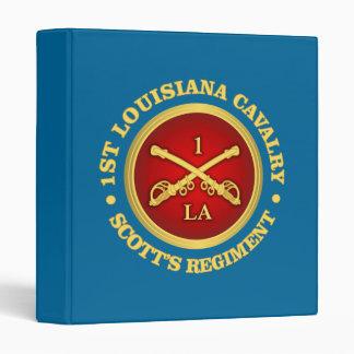 CSC -1st Louisiana Cavalry Binder