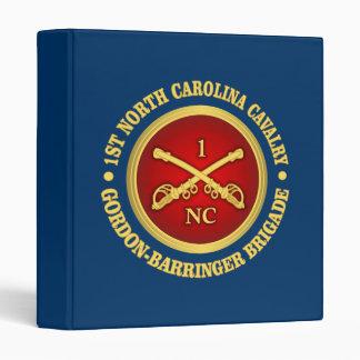 CSC -1st North Carolina Cavalry 3 Ring Binder