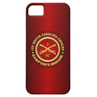 CSC -1st South Carolina Cavalry iPhone 5 Cover