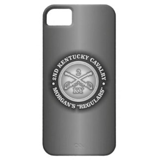 CSC -2nd Kentucky Cavalry iPhone SE/5/5s Case