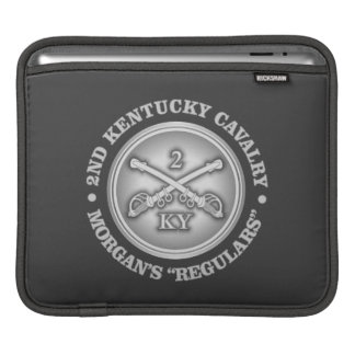CSC -2nd Kentucky Cavalry Sleeve For iPads