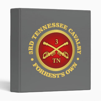 CSC -3rd Tennessee Cavalry Binder