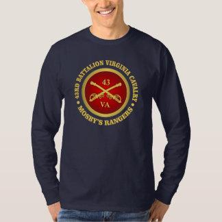 CSC -43rd Battalion Virginia Cavalry (Mosby) T-Shirt