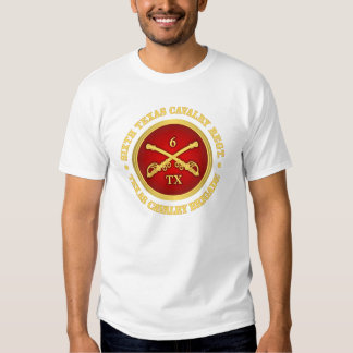 CSC -6th Texas Cavalry T Shirt