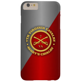 CSC -7th Virginia Cavalry (Ashby's Cavalry) Barely There iPhone 6 Plus Case