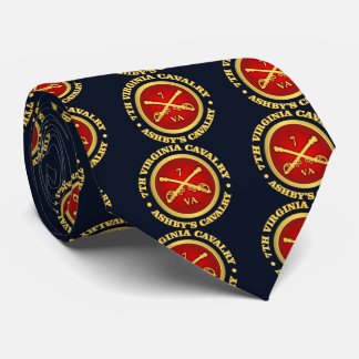 CSC -7th Virginia Cavalry (Ashby's Cavalry) Neck Tie