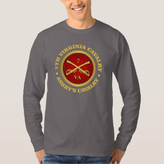 CSC -7th Virginia Cavalry (Ashby's Cavalry) T-Shirt