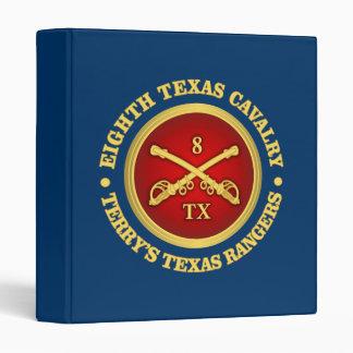 CSC -8th Texas Cavalry Binder