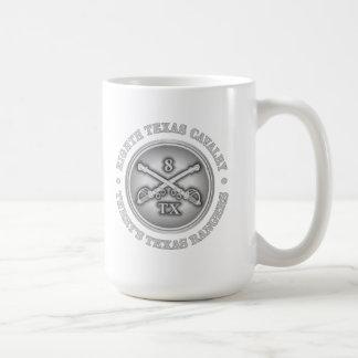 CSC -8th Texas Cavalry Coffee Mug