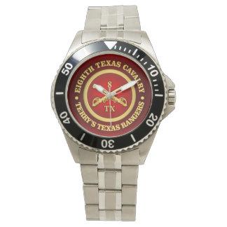 CSC -8th Texas Cavalry Wristwatch