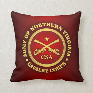 CSC -Army of Northern Virginia Cavalry Corps Pillow