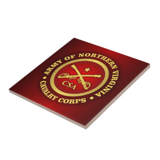 CSC -Army of Northern Virginia Cavalry Corps Tile
