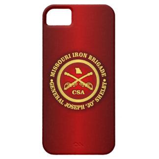 CSC - Brigada del hierro de Missouri iPhone 5 Carcasa