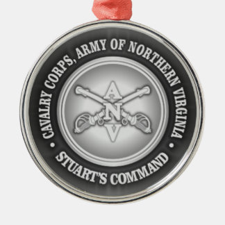 CSC -Cavalry Corps, Army of Northern Virginia Christmas Tree Ornament
