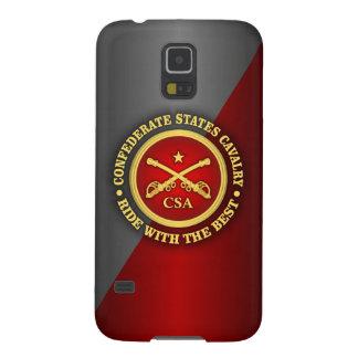 CSC -Confederate States Cavalry Galaxy S5 Case