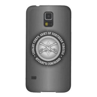 CSC - Cuerpo de caballería, ejército de Virginia Carcasas Para Galaxy S5