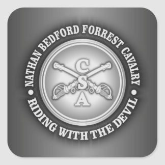 CSC -Forrest Square Sticker