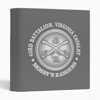 CSC -Mosby's Rangers 3 Ring Binder