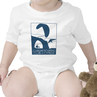 CSCC Logo Baby Creeper