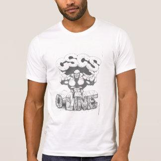 CSCS O-LINE TEE SHIRT