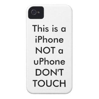 cse del iphone iPhone 4 funda