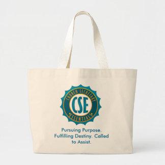 CSE Logo Bag