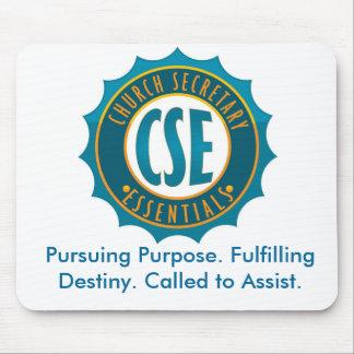 CSE Logo Mousepad