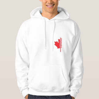CsF Brazil Canada Hooded Pullovers