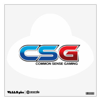 CsG Wall Decal