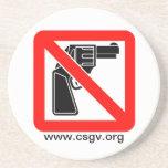 csgv-logotipo-grande, www.csgv.org posavasos diseño