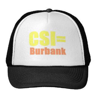 CSI Burbank Mesh Hat