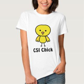 CSI Chick T Shirt