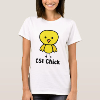 CSI Chick T-Shirt