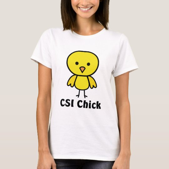 CSI Chick T-Shirt